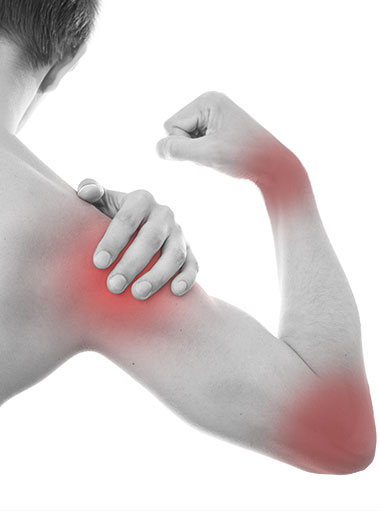Shoulder/Elbow and Wrist Pain